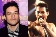 Watch Rami Malek Discuss His Freddie Mercury Transformation in New <i>Bohemian Rhapsody</i> Clip