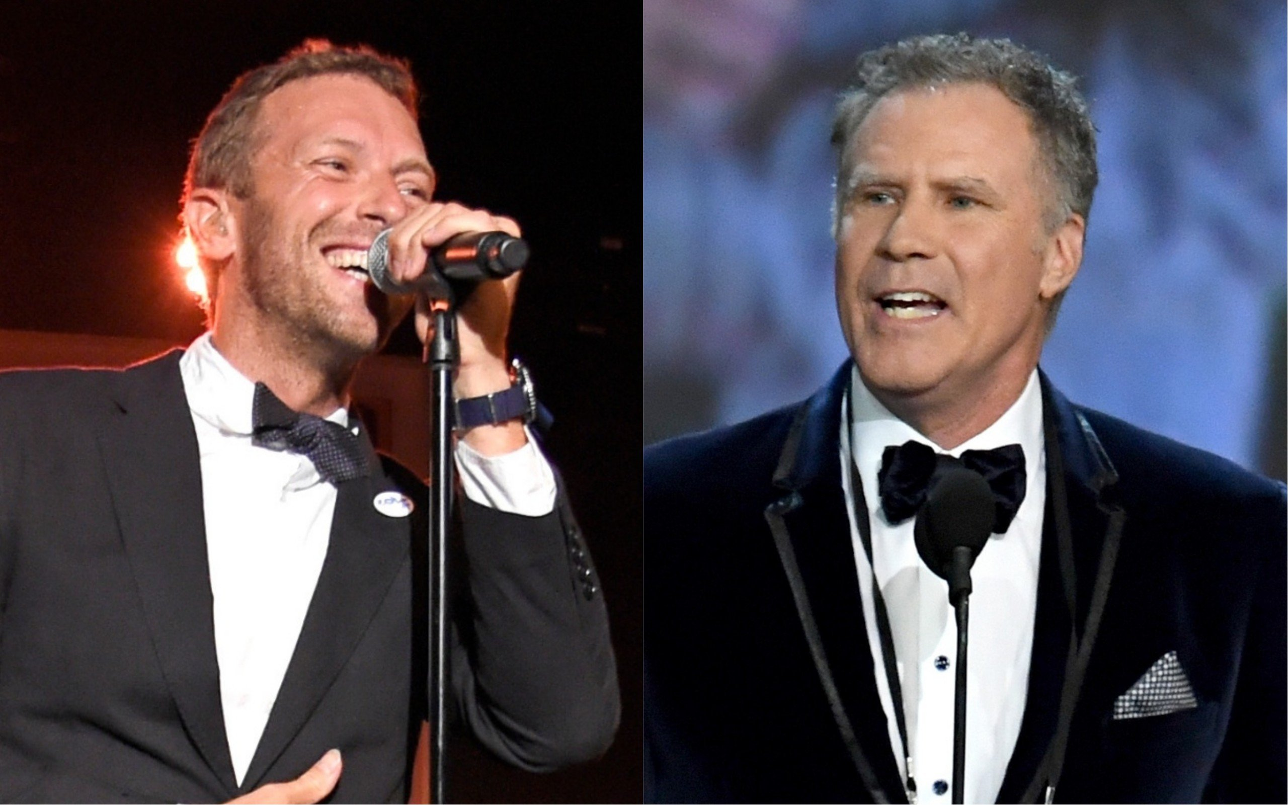 coldplay will ferrell cowbell video