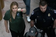 Reports: Amy Schumer Arrested While Protesting Brett Kavanaugh