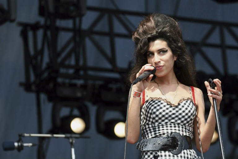Amy Winehouse Hologram Tour Planned for 2019