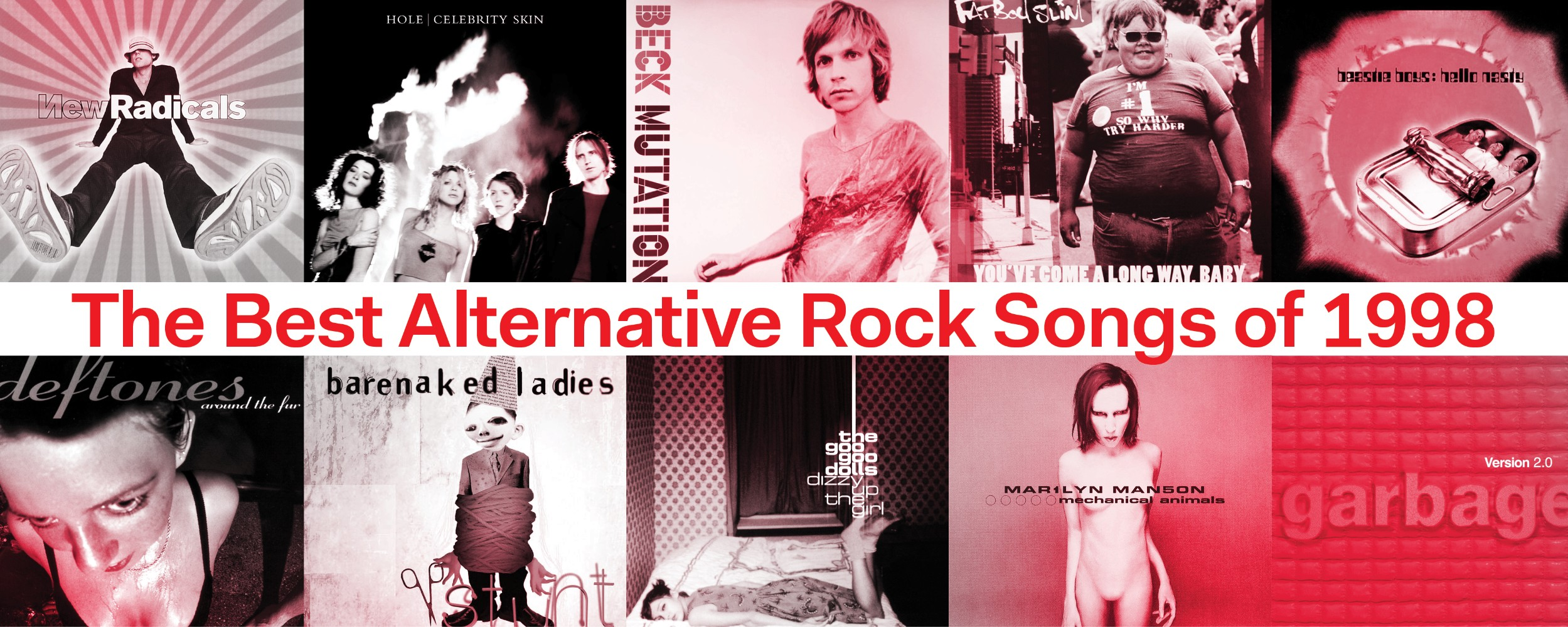 The 88 Best Alternative Rock Songs Of 1998