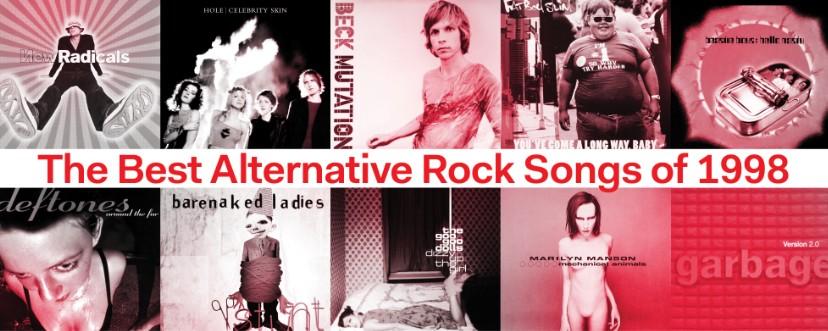 88 Best Alternative Rock Songs of 1998 - The 88 Best Alternative ...