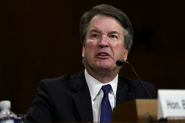 Brett Kavanaugh Started a Bar Fight After Mistaking Bar Patron for UB40 Singer