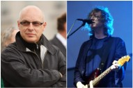 "Kevin Shields and Brian Eno — ""The Weight of History"""