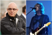 "Brian Eno and Kevin Shields Release ""The Weight of History"""