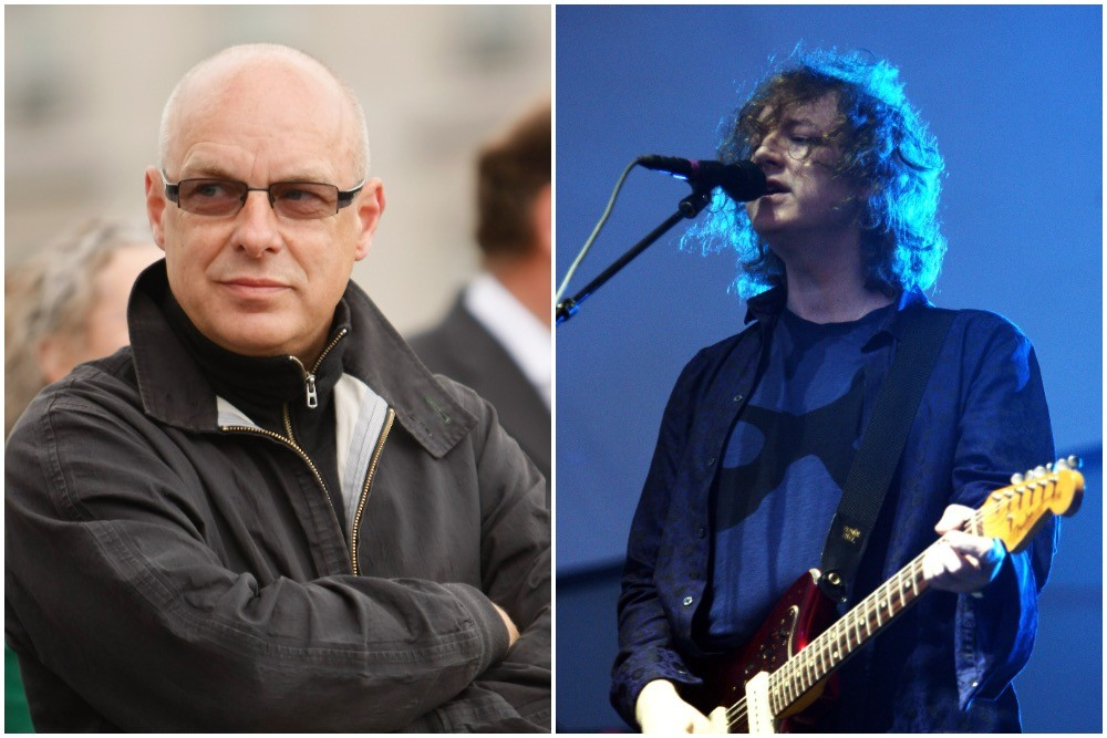 Kevin Shields And Brian Eno The Weight Of History Spin