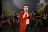 Watch Christine and the Queens Perform &#8220;Comme Si&#8221; on <i>Colbert</i>