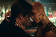 "Halsey's New ""Without Me"" Video Stars a G-Eazy Doppelgänger"