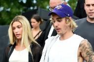 TMZ: We Were Wrong About Justin Bieber's Secret Marriage