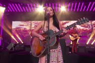 Watch Kacey Musgraves Perform &#8220;Love Is A Wild Thing&#8221; on <i>Jimmy Kimmel Live</i>