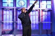 Kanye Held <i>SNL</i> Cast Members &#8220;Hostage,&#8221; Says Kenan Thompson