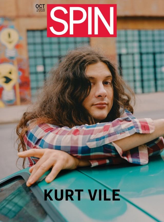 kurt vile spin cover bottle it in interview 2018