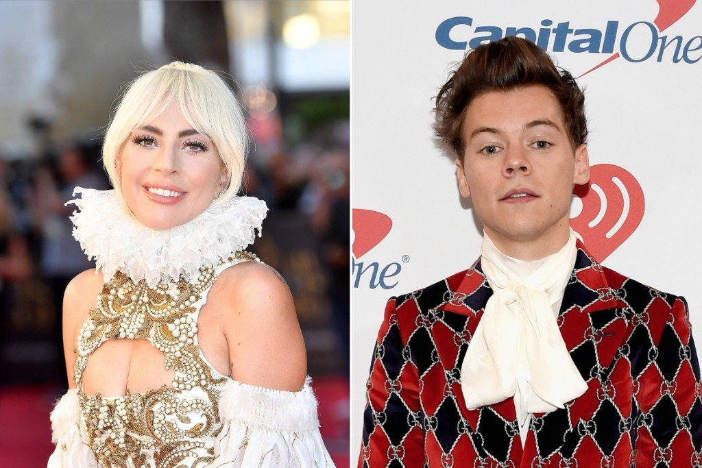 lady gaga and harry styles to co chair met gala 2019 typica