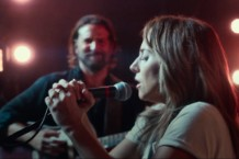 "a star is born ""look what I found"" video lady gaga bradley cooper"