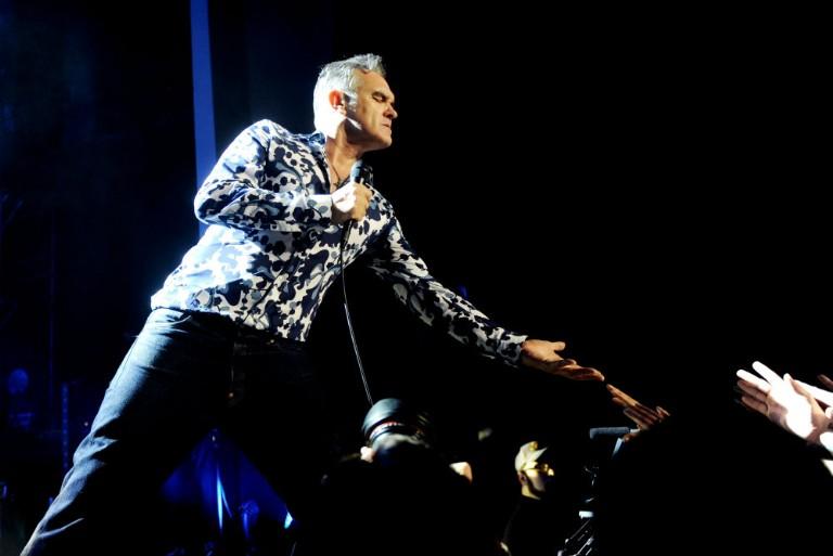 Morrissey Announces New Tour Dates