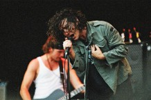 Pearl Jam Perform At Finsbury Park In London