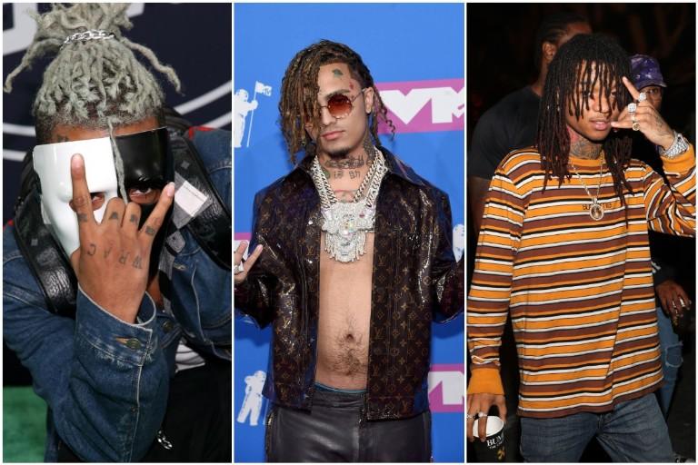 XXXTentacion Swae Lee Maluma Lil Pump Arms Around You