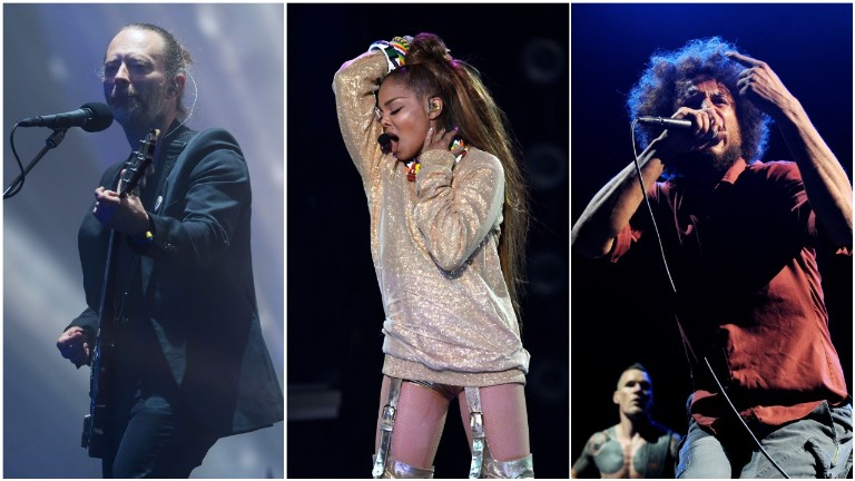 Rock & Rock Hall of Fame 2019 Radiohead Janet Jackson Rage Against the Machine