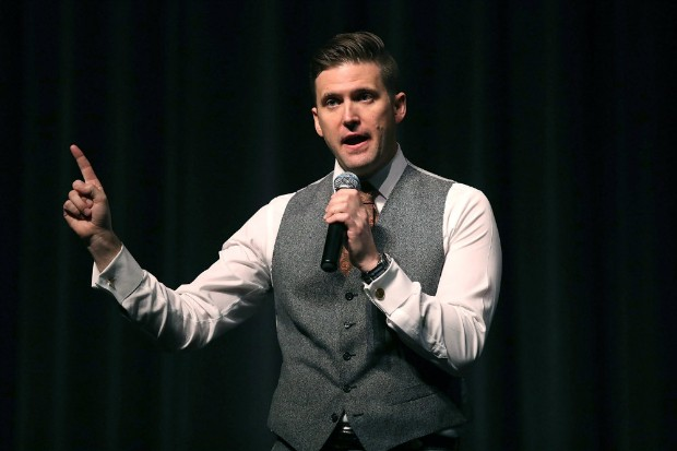 Richard Spencer's Estranged Wife Accuses Him of Physical, Emotional Abuse in Divorce Filing