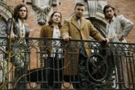 Watch Arctic Monkeys&#8217; New Documentary <i>Warp Speed Chic</i>