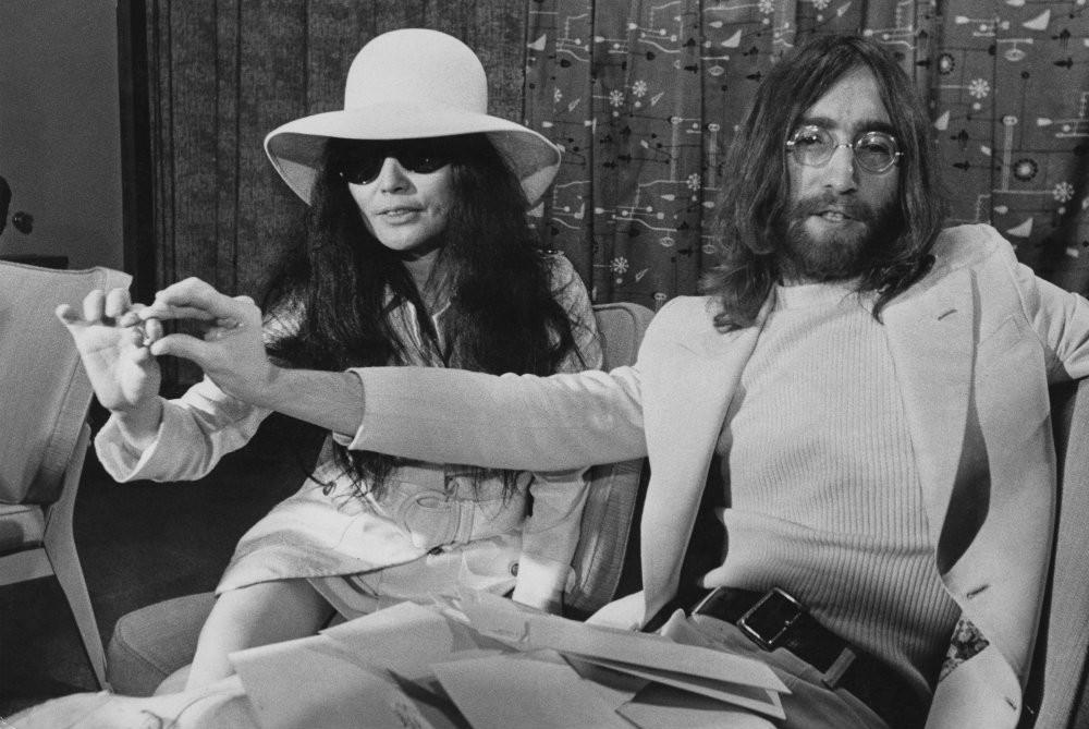 John Lennon Y Yoko Ono: John Lennon, Yoko Ono Biopic To Be Directed By Jean-Marc