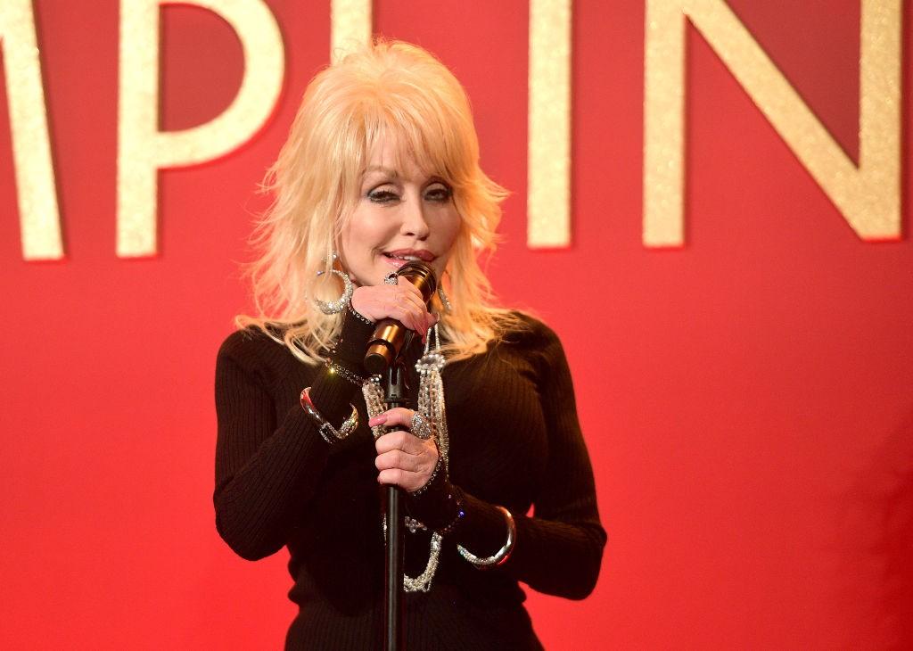 Dolly Parton Musicares Concert