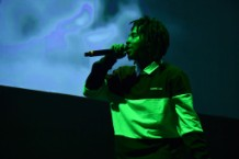 Earl Sweatshirt Navy Blue The Mint Listen