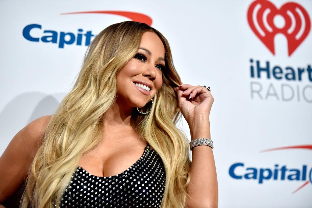 Mariah Carey Caution Album A No No