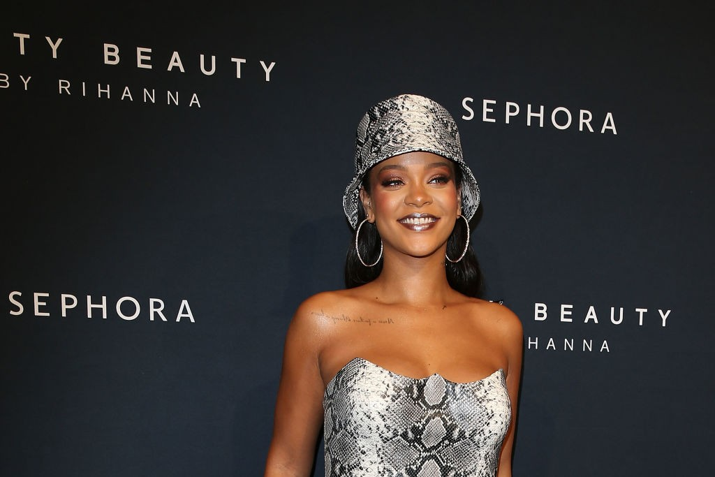 Rihanna Sends Trump a Cease and Desist Letter for Using Her Music at His Rallies