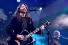 dave grohl wildfires california bbq