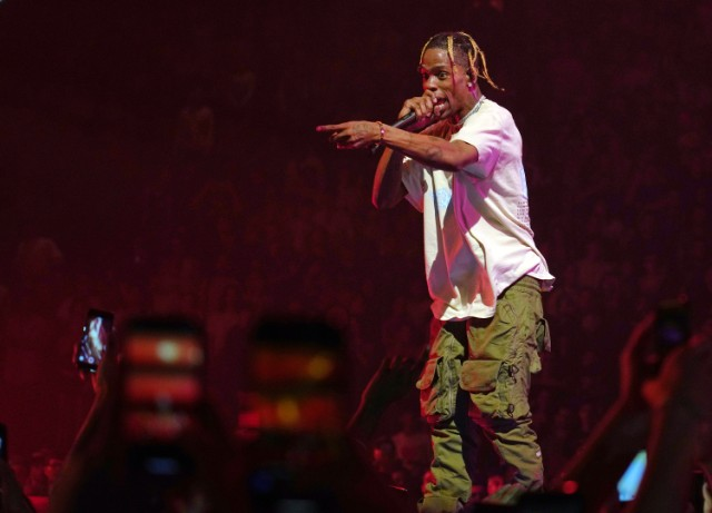 4e9ad2bd Travis Scott Unveils Astroworld Festival 2018 Lineup Featuring Lil Wayne,  Post Malone, More