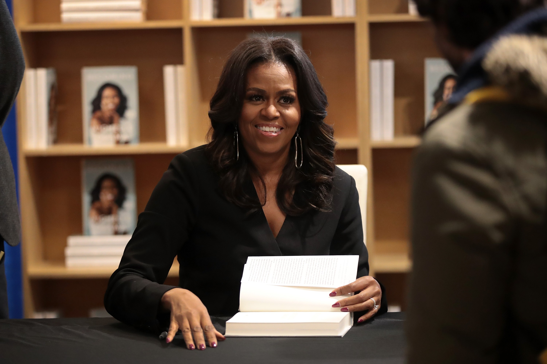Questlove's Soundtrack for Michelle Obama's Book Tour: Listen | SPIN