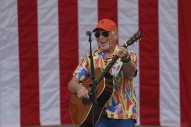 Jimmy Buffett Takes Digs at Republicans During Florida Democratic Rally