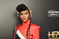 Janelle Monáe Inks First Look Deal With Universal