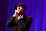 Leonard Cohen Art Exhibit Coming to New York and San Francisco
