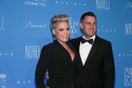 LA Sheriff's Department Tells Pink's Husband to Not Shoot Wildfire Looters
