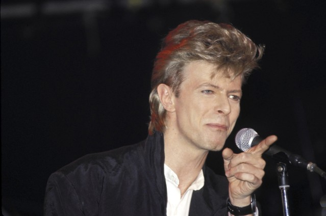 david bowie is becoming a mobile app spin