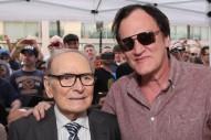 Ennio Morricone Denies Calling Quentin Tarantino a Cretin [UPDATED]