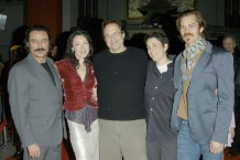 HBO Deadwood Movie Cast