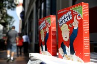 Donald Trump Thinks Voting Should Be More Like Buying Cereal