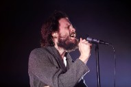 "Here's Father John Misty Sorta Covering Coldplay's ""Clocks"""