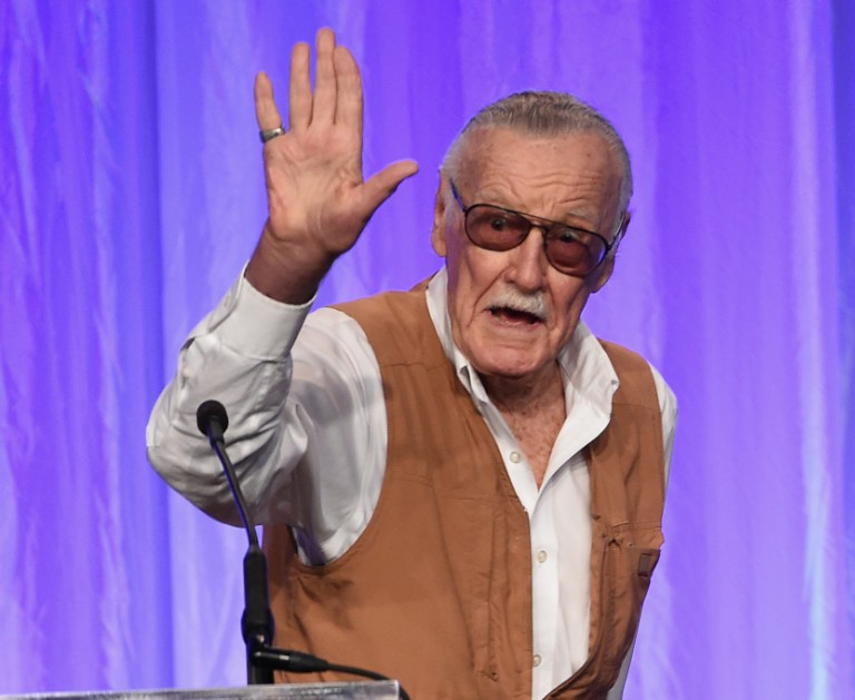 stan lee celeb reactions mourn juicy j travis scott questlove chris evans marvel dc comics