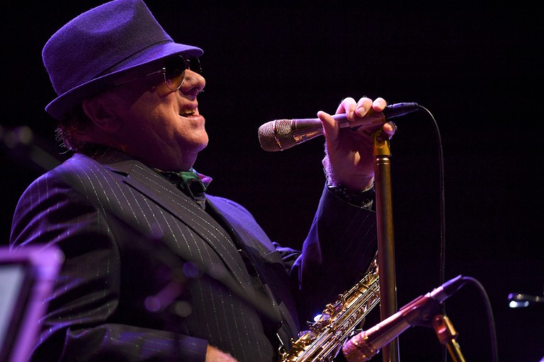 18th Annual Americana Music Festival & Conference - Van Morrison At Ascend Amphitheater