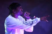 Pusha T Toronto Concert Fihgt