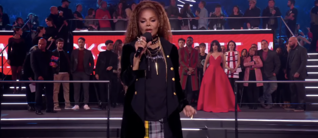 Janet Jackson Performs at the MTV European Music Awards | SPIN