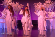 "Watch Ariana Grande's First Performance of ""thank u, next"""