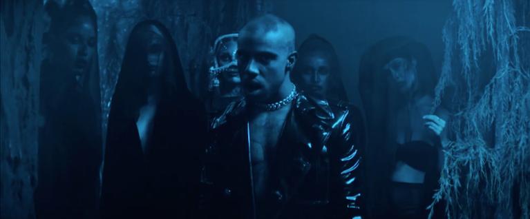 vic mensa announces hooligans ep dark things video