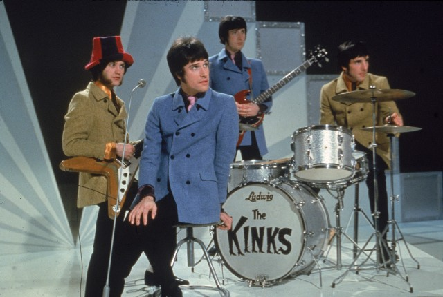 The Kinks Village Green Preservation Society Gold Record