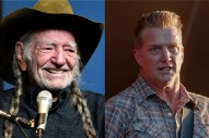 Stream Willie Nelson and Josh Homme's &#8220;Cruel Cruel World&#8221; Recordings From <i>Red Dead Redemption 2</i>