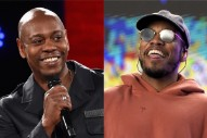 Hear Anderson .Paak Prank Call Dave Chappelle Asking Him to Go Nude in a Music Video